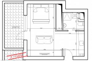 דירה בנאד קייטנקו (1)