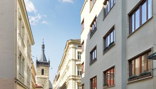 למכירה דירת 74 מר 2 חדרים + kk בשכונת Příčná בעיר החדשה, פראג 1 (1)
