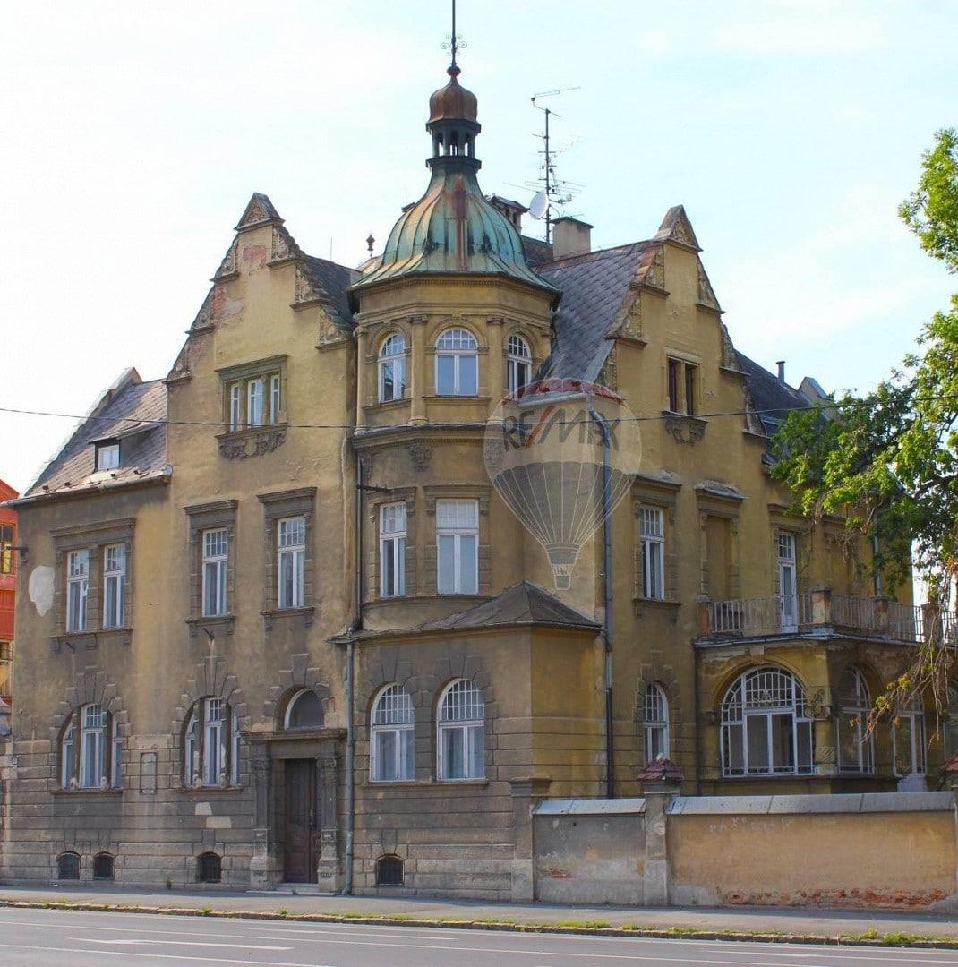 למכירה טירה רחבת ידיים בעיר קרנוב, צ'כיה