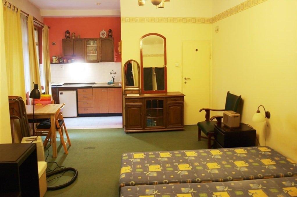 למכירה דירת חדר על 31 מר במרכז העיר פראג, העיר החדשה (2)