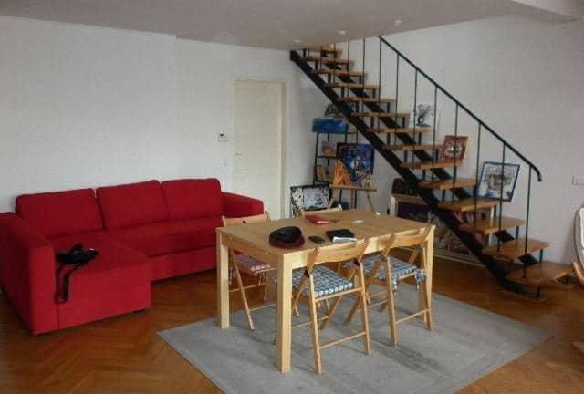 למכירה דירת 3+kk דו קומתית בפראג 2 על שטח של 83 מר (7)