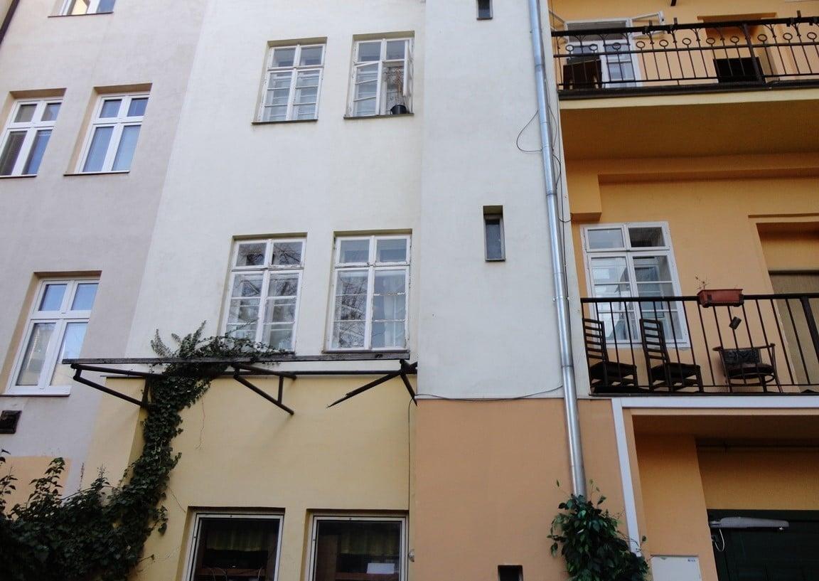 בז'יז'קוב, פראג 3, דירת חדר +KK קרובה לאוניברסיטה למכירה (2)