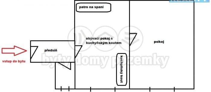 למכירה דירת 2 חדרים להשקעה במרכז פראג 1 (8)