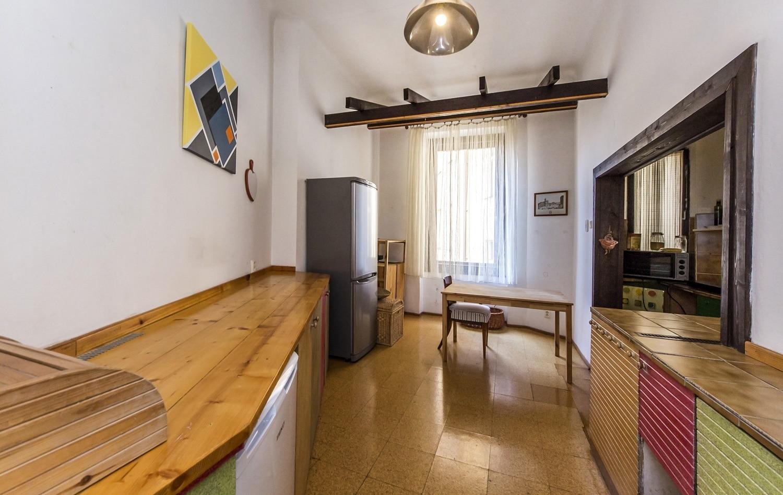 למכירה דירת 3+kk יפהפיה בפראג 1 העיר החדשה (1)