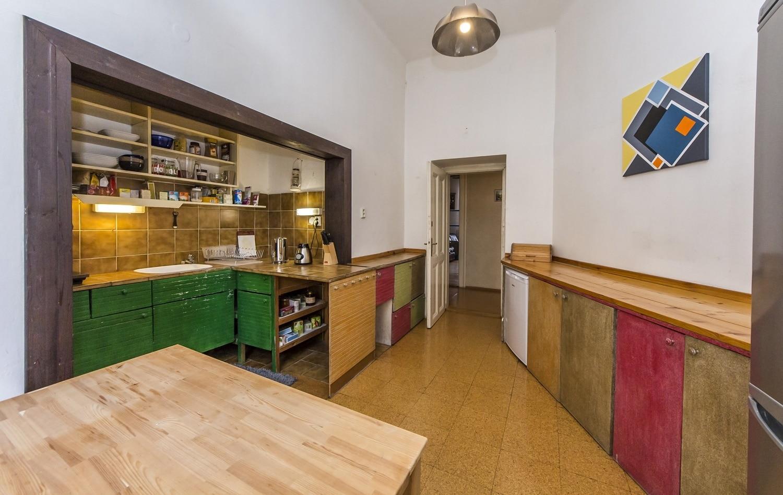 למכירה דירת 3+kk יפהפיה בפראג 1 העיר החדשה (2)