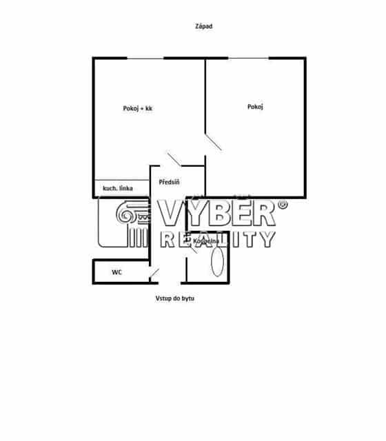 למכירה דירת 2 חדרים בפראג 9 שכונת ויסוצ'אני (12)