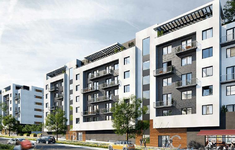 למכירה דירות חדשות מפרוייקט בפילזן – שלבים א'-ג'