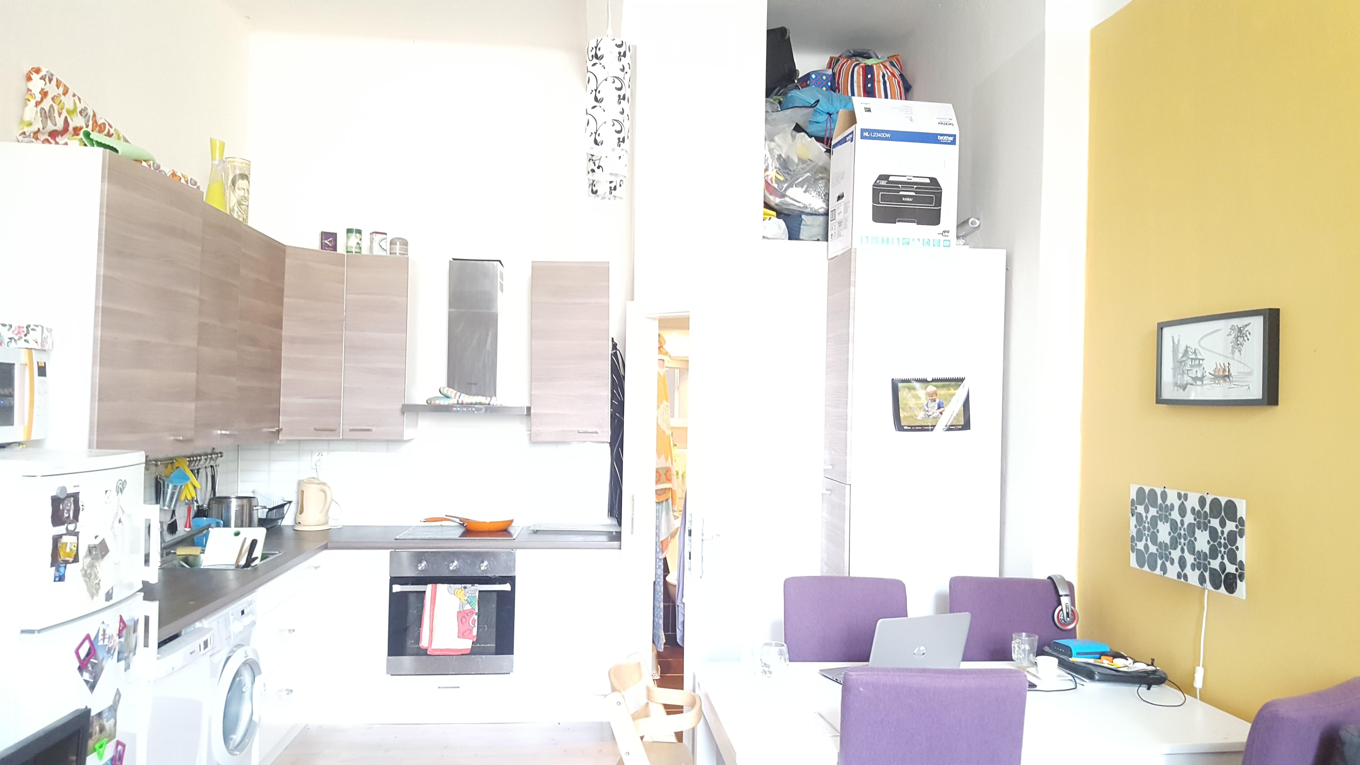 למכירה בשכונת Liben בפראג 8 דירת 2+KK בגודל 42 מר (1)