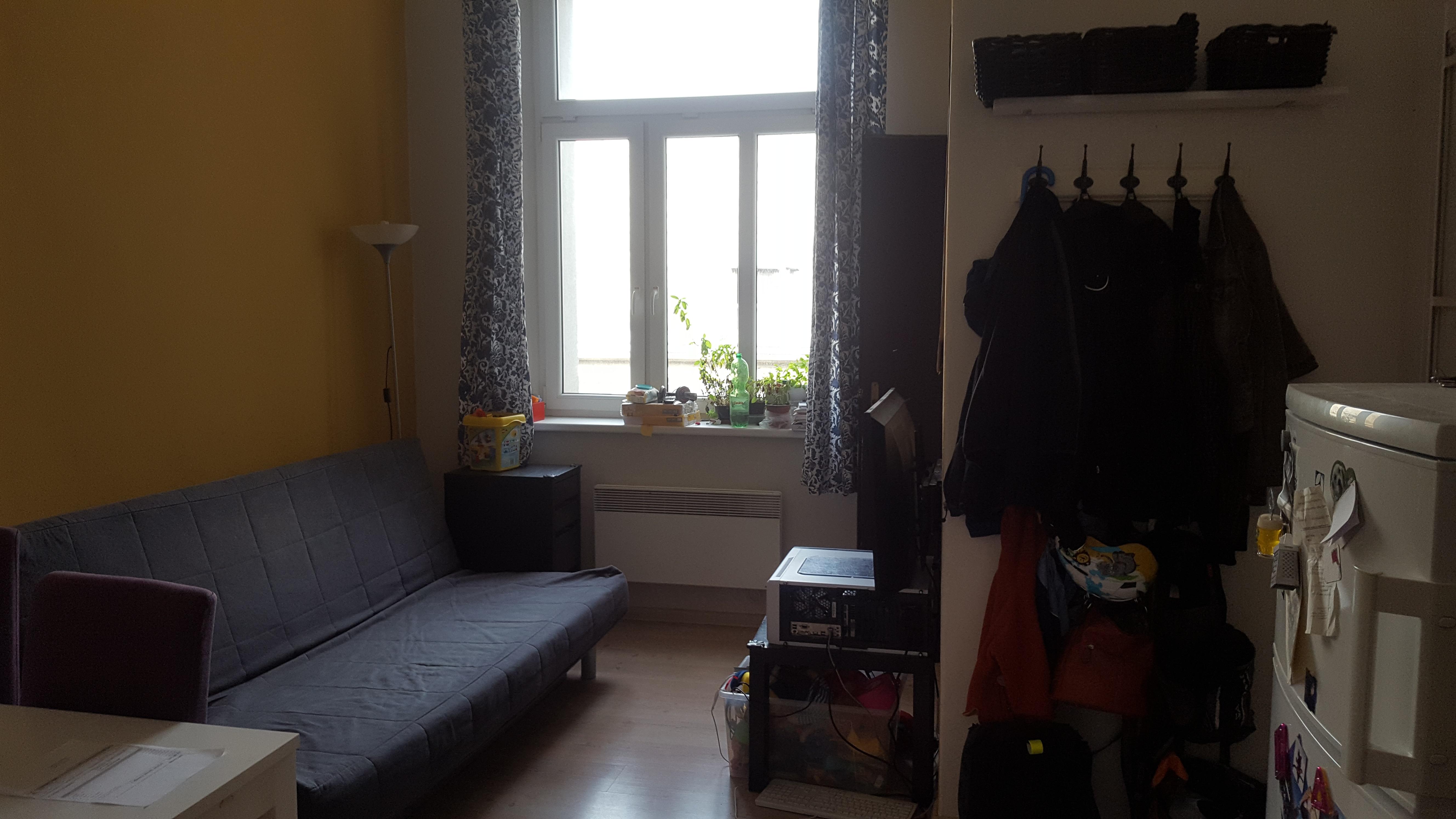 למכירה בשכונת Liben בפראג 8 דירת 2+KK בגודל 42 מר (3)