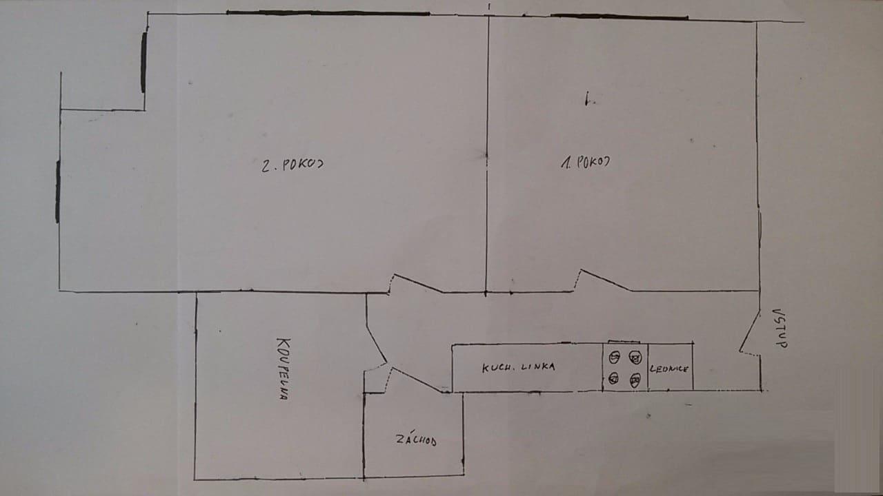 למכירה דירת 2+kk בגודל 47 מר בפראג 3 שכונת פלורה (4)