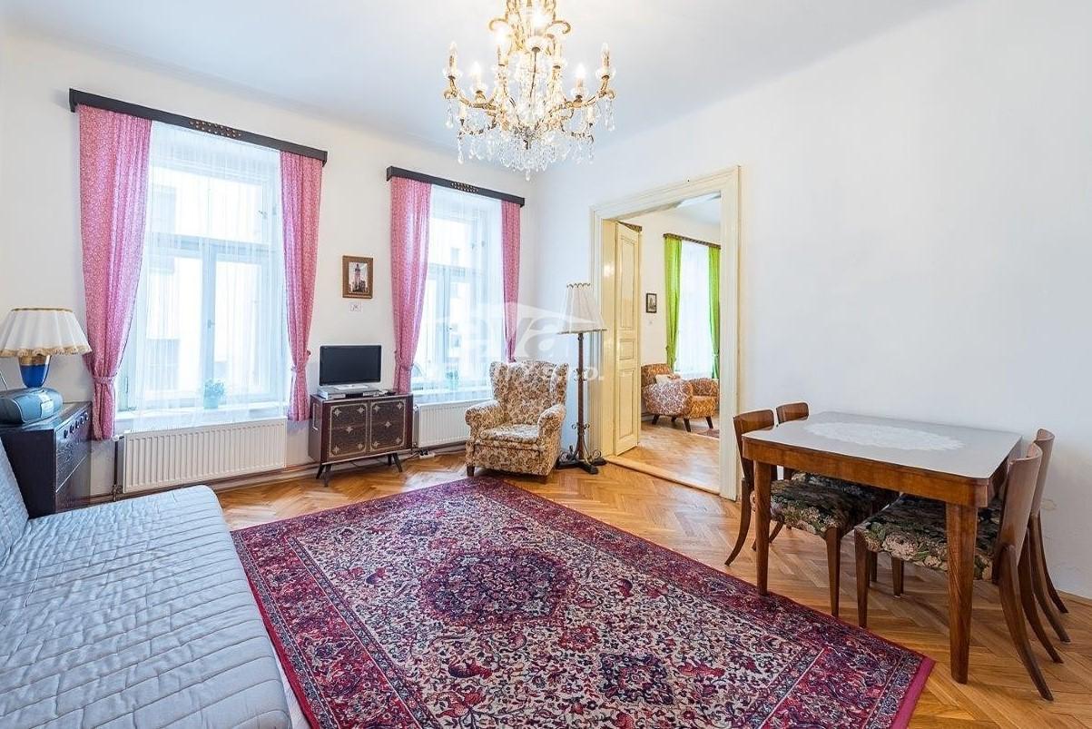 למכירה דירת 2+1 בגודל של 68 מר בעיר העתיקה של פראג (1)