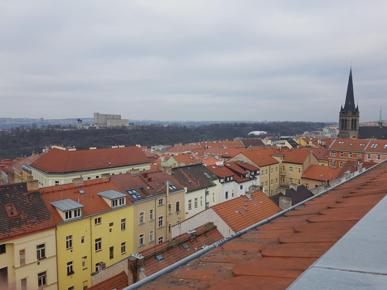 פרוייקט חדש של דירות משופצות למכירה בפראג 3 (ז'יזקוב)