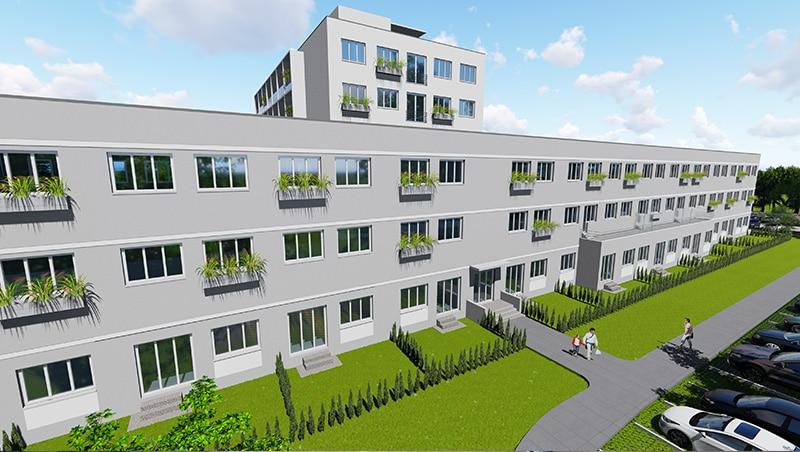 למכירה דירות בפרויקט מגורים חדש בקראלופי (Kralupy)