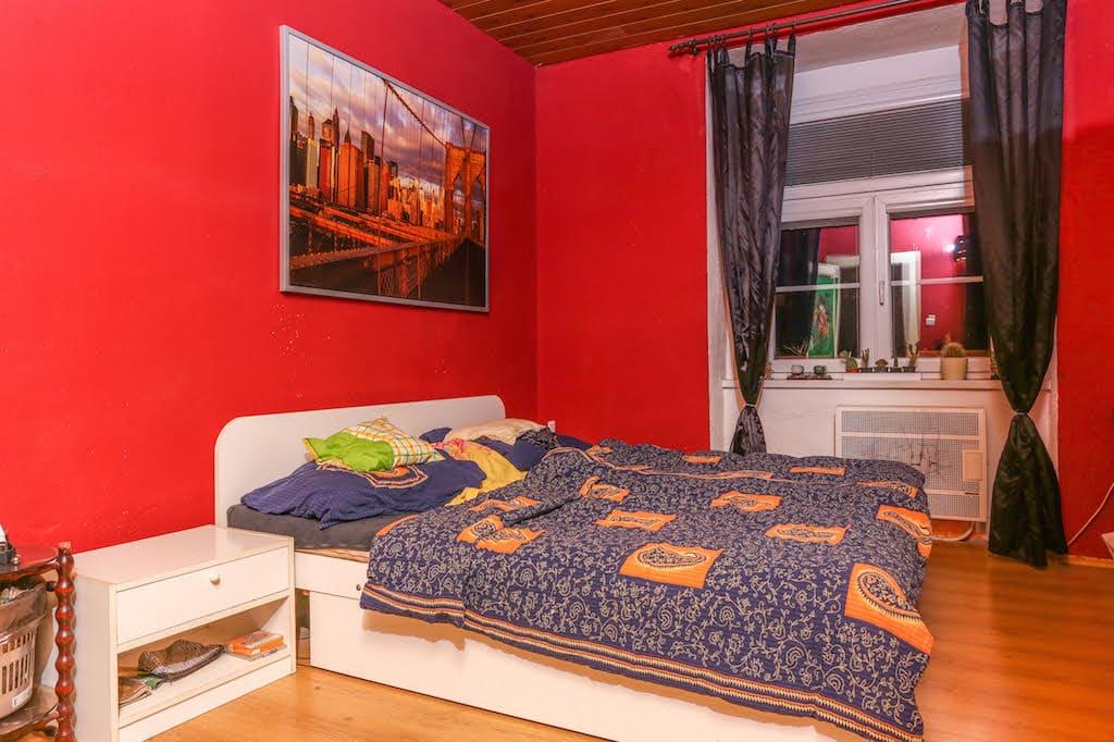 למכירה דירת 2 חדרים בגודל 47 מר בשכונת ליבן, פראג (8)