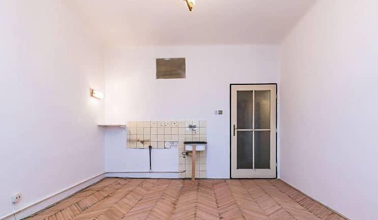 """למכירה בפראג 7 דירת 2+KK בגודל 52 מ""""ר"""