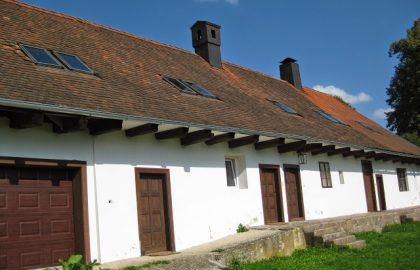 למכירה בית נופש ענק בדרום בוהמיה ליד טאבור (Tábor)