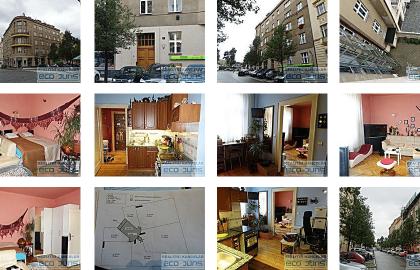 """למכירה דירת 1+1 על 45 מ""""ר בשכונת דיוויצקה, פראג 6"""