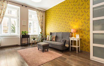 """למכירה דירה 2+kk בגודל 40 מ""""ר בפראג 2 – נובי מסטו"""
