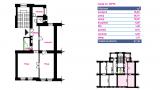 דירה מספר 5 שלישית 87 מטר רבוע 2-1