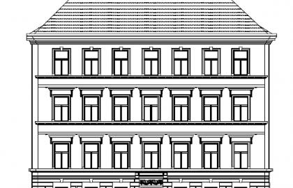 נכס שמור: למכירה בניין + תכניות מאושרות להרחבה בפראג 1 קרוב לקניון הפלדיום