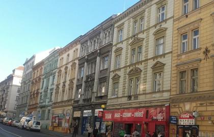 """נכס שמור: למכירה בניין 660 מ""""ר בפראג 3 שכונת ז'יז'קוב"""