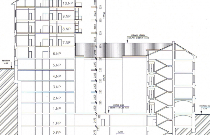 נכס שמור: למכירה בפראג – בניין שלם צמוד לפראג 1 קרוב לאוניברסיטת קארל