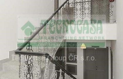 """למכירה בפראג 2 דירת דופלקס 85 מ""""ר  KKּ+3"""