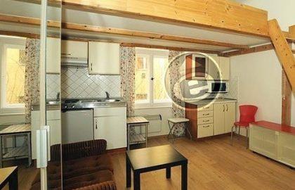 """למכירה דירת חדר 1+kk בשטח של 24 מ""""ר בפראג 4"""