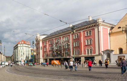למכירה דירת תיירות במיקום מעולה להשקעה בפראג 1
