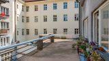 למכירה דירת 1+1 בגודל 32 מר בעיר העתיקה של פראג (10)
