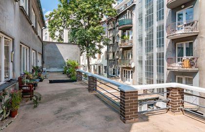 """למכירה דירת 1+1 בגודל 32 מ""""ר בעיר העתיקה של פראג"""