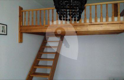 למכירה דירת 2 חדרים עם גלריה בפראג 3