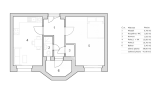 למכירה דירת 2 חדרים בשכונת ורשוביצה בפראג (1)