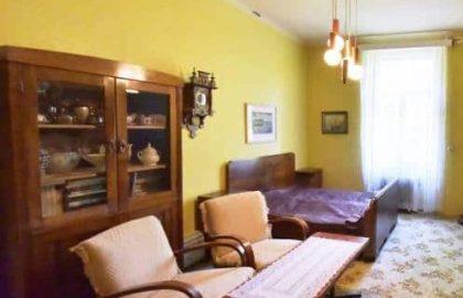 למכירה דירת 2 חדרים בשכונת ז'יז'קוב בפראג