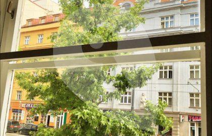 למכירה דירת 2 חדרים + kk בפראג שכונת ורשוביץ