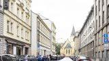 למכירה דירת 2+1 בגודל 90 מר בעיר העתיקה של פראג (20)