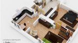 למכירה דירת 2+1 על 67 מר בשכונת ורשוביצה בפראג (1)