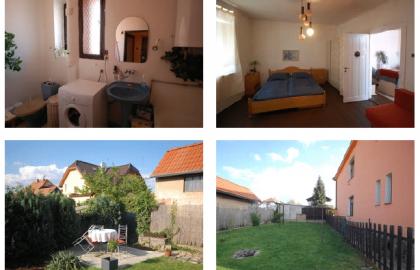 למכירה דירת 2+1 עם גינה בפראג 12