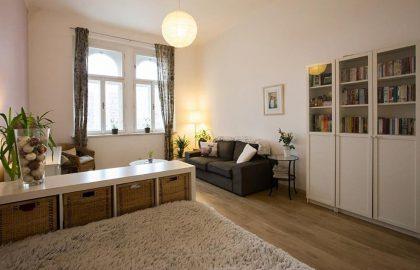 """למכירה דירת 2+kk בגודל 46 מ""""ר בפראג 3"""