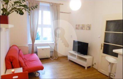 למכירה דירת 2+kk בשכונת נוסלה בפראג