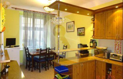 למכירה דירת 3+1 יפה בשכונת נוסלה שבפראג