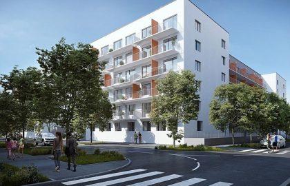 """למכירה דירת 39 מ""""ר 1+kk בשכונת ויסוצ'אני פראג 9"""