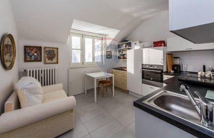"""למכירה דירת 49 מ""""ר 1+1 חדרים בפראג 6 – Bubeneč"""