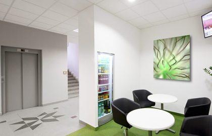 """משרד בפראג 4 להשכרה בגודל 39 מ""""ר – קומה 6"""
