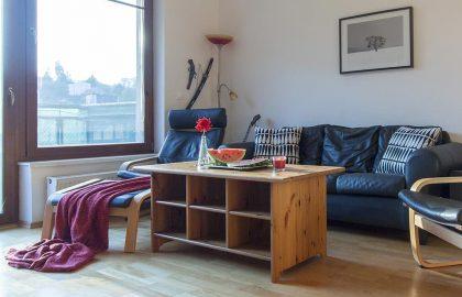 """למכירה בפראג 5 דירת 2+KK בגודל 48 מ""""ר"""