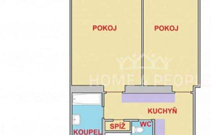 """למכירה בפראג 10 דירת 2+kk בגודל 55 מ""""ר"""