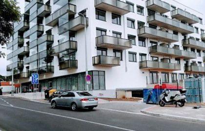 """למכירה בפראג 10 דירת 1+KK בגודל 38 מ""""ר"""