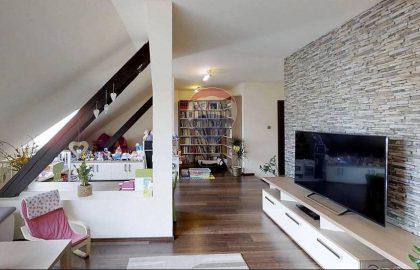 """למכירה בפראג 6 דירת 4+KK בגודל 206 מ""""ר"""