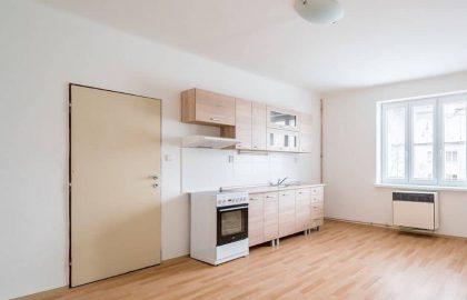 """למכירה בפילזן דירת 1+KK בגודל 34 מ""""ר"""