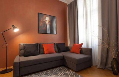 """למכירה בפראג 3 דירת 2+KK בגודל 40 מ""""ר"""